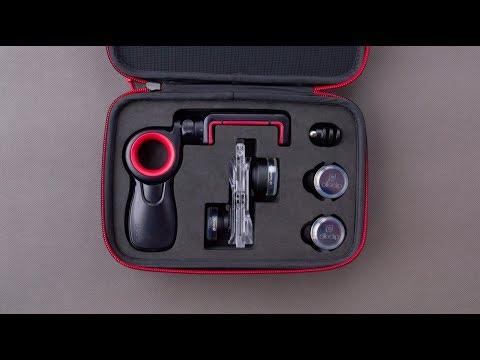 Olloclip | Incase Limited Edition Filmer's Kit
