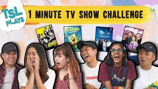 Video TSL Plays: 1 Minute TV Show Challenge MP3, 3GP, MP4, WEBM, AVI, FLV Februari 2019