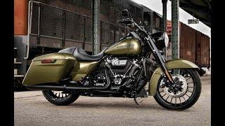 10. 2018 Harley-Davidson Road King Special