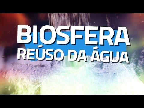 Programa Biosfera - Episódio: REÚSO DA ÁGUA видео