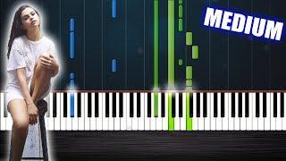 Selena Gomez - Good For You - Piano Cover/Tutorial  Ноты и МИДИ (MIDI) можем выслать Вам (Sheet musi