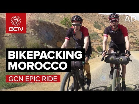 GCN Goes Bikepacking In The Atlas Mountains, Morocco