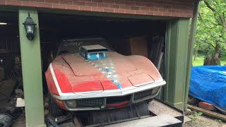 Video When This Guy Looked Inside His Deceased Friend's Garage, He Unearthed A Rare '70s Drag Racing Beast MP3, 3GP, MP4, WEBM, AVI, FLV Maret 2019