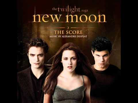 1 - New Moon -  Alexandre Desplat - The Score New Moon