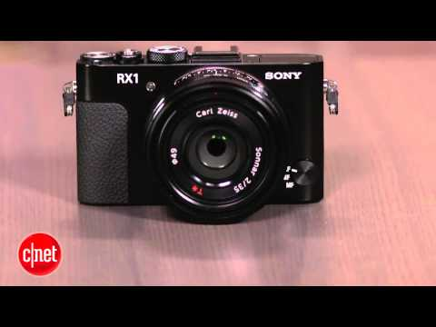 Sony Cyber-shot DSC-RX1: A pricey slice of heaven