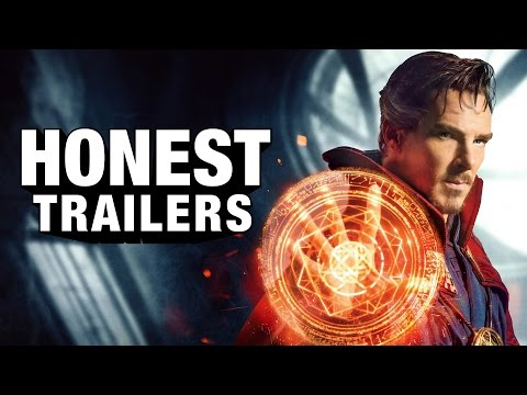 An Honest Trailer for Marvel s Doctor Strange