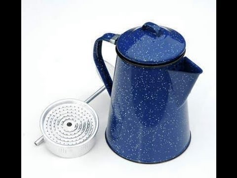 Coffee Percolator for Prepping Review