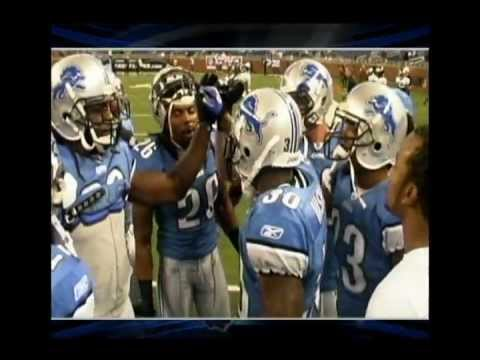 Detroit Lions S Louis Delmas Wired For Sound