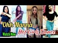 Download Lagu Oh Na Na Na Challenge | Ohh Nanna | Hot Girls Dance on Musically Challenge | Oh nanana song Dance Mp3 Free