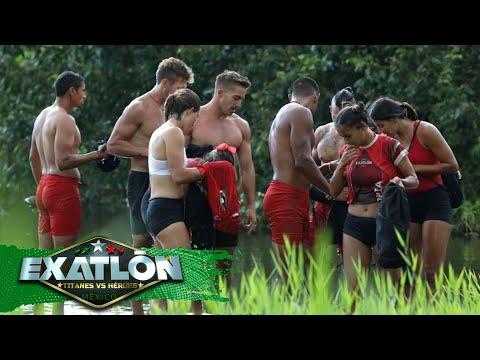 Los Titanes pierden la fortaleza y regresan caminando al campamento.  | Episodio 24 | Exatlón México
