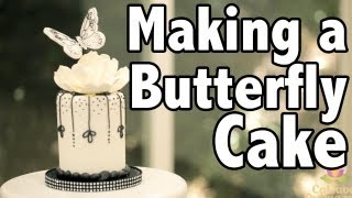 How to Make a Butterfly Cake | Cake Tutorial