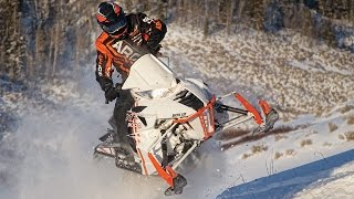 5. TEST RIDE: 2015 Arctic Cat XF 9000 Limited