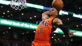 NBA Loudest Dunks!
