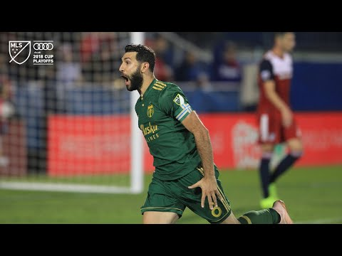 Video: GOAL | Valeri scores a brace against Dallas in the Knockout Round game