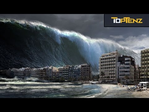 """What Would Happen if """"The BIG ONE"""" (Earthquake) Hits the WEST COAST"""