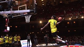 Malik Monk Soaring Dunk at McDonald's All-American Game