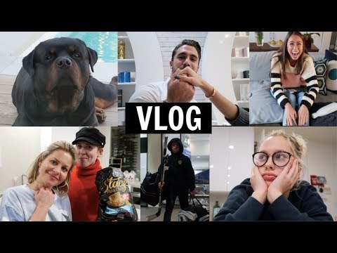 VLOG: Mom Jokes, Getting Proposed To, Lev's Home, & Boris