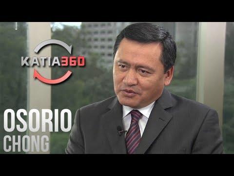 Miguel Ángel Osorio Chong - Entrevista Katia 360