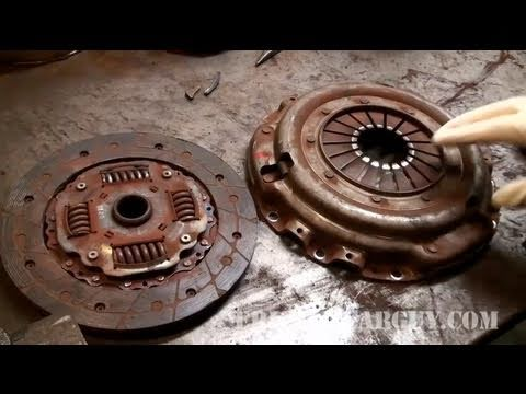 Learn How A Clutch Works In Less Than 5 Minutes – EricTheCarGuy