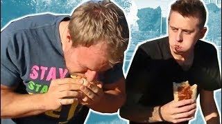 Top 5 Burrito Eat Off Challenges ft. Roman Atwood, PointlessBlog, Guava Juice, Alex Wassabi & More➢SUBSCRIBE: http://bit.ly/Sub2FuriousPete ➢30lb Burrito Challenge (World's Largest Burrito): https://www.youtube.com/watch?v=oGLyhB40OmY&index=1&list=PLQdB5cnMHAqdkWkS2zneA-xb1_5f46TPZ➢Shop Furious Apparel: http://www.furiousapparel.comThese are the top 5 Burrito Eat Offs I've done over the year! Let me know who I should do a burrito off against next! See the full videos from this top 5 compilation below?➢vs Roman Atwood: https://www.youtube.com/watch?v=BVxEozb3r98&index=6&list=PLQdB5cnMHAqdkWkS2zneA-xb1_5f46TPZ➢vs Pointessblog/Marcus: https://www.youtube.com/watch?v=In7cUKrG_qk&index=3&list=PLQdB5cnMHAqdkWkS2zneA-xb1_5f46TPZ➢vs Girlfriend: https://www.youtube.com/watch?v=PY4f_yHA2d8&list=PLQdB5cnMHAqdkWkS2zneA-xb1_5f46TPZ&index=7➢vs Dennis Roady: https://www.youtube.com/watch?v=X2dQr099dWc&list=PLQdB5cnMHAqdkWkS2zneA-xb1_5f46TPZ&index=10➢vs Alex Wassabi/Guava: https://www.youtube.com/watch?v=-50QUiBKz6k&list=PLQdB5cnMHAqdkWkS2zneA-xb1_5f46TPZ&index=8=======================================Supplements  Workout Programs:➢GOKU GAINS Pre-Workout: http://FuriousFormulations.com➢Workout Programs: http://coaching.furiouspete.comApparel:➢Furious Apparel & Lifting Gear: http://FuriousApparel.com➢Weight Plate Necklaces (50% of proceeds go to TC Research/Awareness): http://bit.ly/TCNecklaces =======================================Follow & Interact with me:➢Facebook: http://facebook.com/furiouspete123➢SnapChat: http://bit.ly/FuriousOnSnap➢Instagram: http://instagram.com/furiouspete➢Twitter: http://twitter.com/furiouspeteCheck Out My Other Channels:➢Furious Pete Vlogs: https://youtube.com/user/FuriousTalks➢Furious Pete Gameplay: https://youtube.com/user/FuriousGamePlay➢Official Website: http://furiouspete.com=======================================[MY FILMING EQUIPMENT: CAMERAs, MICs etc]: http://bit.ly/WhatIShootWith=======================================Watch More Furious Pete:➢Furious World Tour: http://bit.ly/FuriousWorldTour➢Food Challenges: http://bit.ly/AllFoodChallenges➢Collabs with YouTubers: http://bit.ly/CollabsWithYoutubers➢Hacks & Pranks: http://bit.ly/HacksPranks➢Popular Videos: http://bit.ly/FuriousPetePopularVids➢Latest Videos: http://bit.ly/FuriousPeteLatestVidsWatch More Furious World Tour:➢Biggest, Best & Most Famous Eats in America: https://youtube.com/watch?v=diDgHD-MEOU➢Hawaii: https://youtu.be/yEVo7erhIUU➢Seoul/Korea: https://youtu.be/ixAePROGiFc➢Vienna/Austria: https://youtu.be/fBb-BNX7xY0➢Germany: https://youtu.be/w7UDGVo6Glg =======================================Help translate my videos: http://youtube.com/timedtext_cs_panel?tab=2&c=UCspJ-h5Mw9_zeEhJDzMpkkA=======================================Fan Mail/Packages:Furious Pete1801 Lakeshore Rd W Unit 6PO Box 52559 Turtle CreekMississauga, ON, L5J 4S6 CanadaBusiness Inquires Only: Events@furiouspete.com