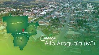 Institucional Alto Araguaia (MT)