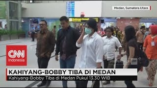 Video Kahiyang Ayu - Bobby Tiba di Medan MP3, 3GP, MP4, WEBM, AVI, FLV September 2018