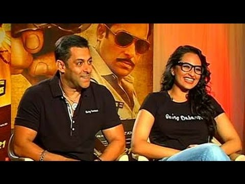 Meet the Pandeys: Salman and Sonakshi