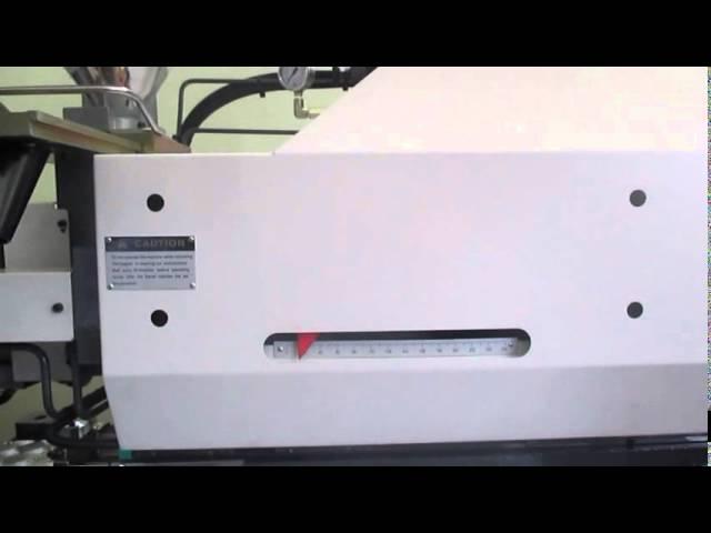 BORCHE | BH 200 Plastik Enjeksiyon Makinesi / 4 gözlü saklama kapı kapağı / 7sn