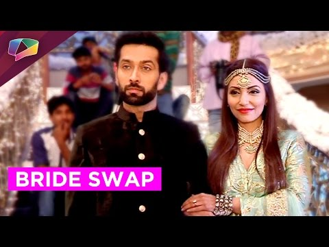Ishqbaaz - Shivaay to do a bride swap in front of