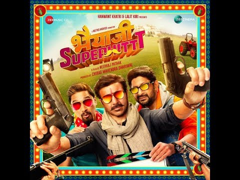 Bhaiya Ji Superhit Full Movie Sunny Deol 2018