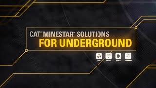 Cat Minestar Solutions for Underground