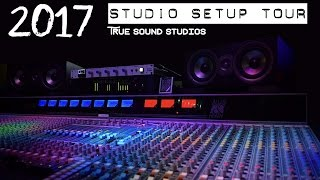 Video 2017 Studio Gear Setup Tour MP3, 3GP, MP4, WEBM, AVI, FLV September 2018