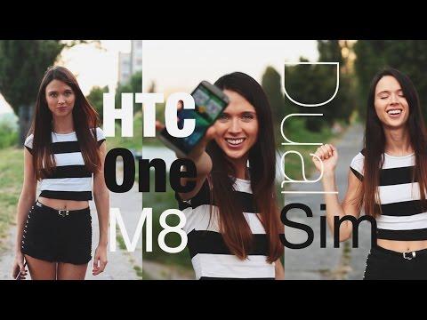 dual - Цена и наличие: http://rozetka.com.ua/htc_one_m8_dual_sim_metal_grey_uacrf/p1158225/ Видеообзор смартфона HTC One M8 Dual Sim Смотреть обзоры других смартфон...