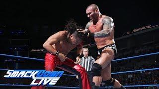 Video Shinsuke Nakamura vs. Randy Orton - Winner gets WWE Title opportunity: SmackDown LIVE, Sept. 5, 2017 MP3, 3GP, MP4, WEBM, AVI, FLV Juni 2018
