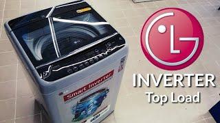 Review LG Washing Machine Inverter (T2175VSAM/T2108VSAM/T2109VSAL/T2350VSAM/)New 2017 indonesia | HD