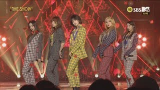 Video EXID, I LOVE YOU [THE SHOW 181204] MP3, 3GP, MP4, WEBM, AVI, FLV Desember 2018