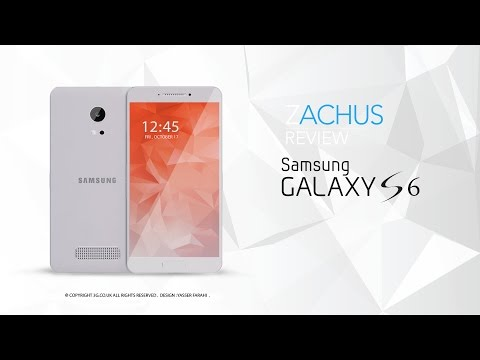 Samsung Galaxy S6 Review & Specs by Zachus