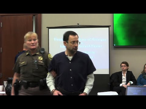 Nassar Settlement Money Won't Be Split Equally