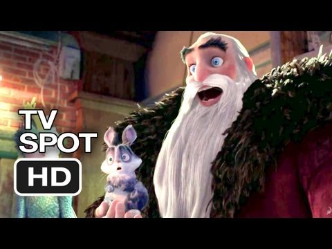 Rise Of The Guardians TV SPOT - Xmas (2012) - Alec Baldwin, Chris Pine Animated Movie HD