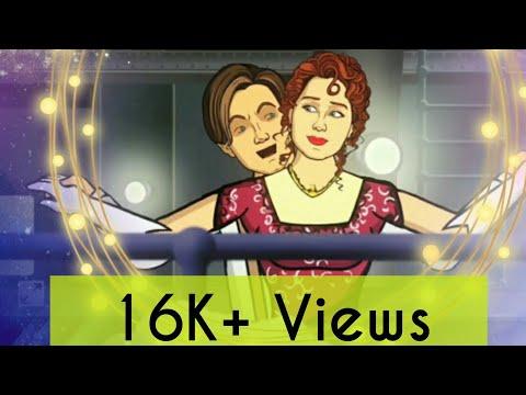 Status bonitos para Whatsapp - Titanic Love Song??? Most Romantic Whatsapp Love Status 30 sec lyrical Video Ever .