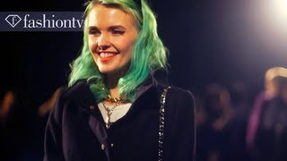 Berlin Fashion Week Fall/Winter 2013-2014 Highlights Part 2 | FashionTV