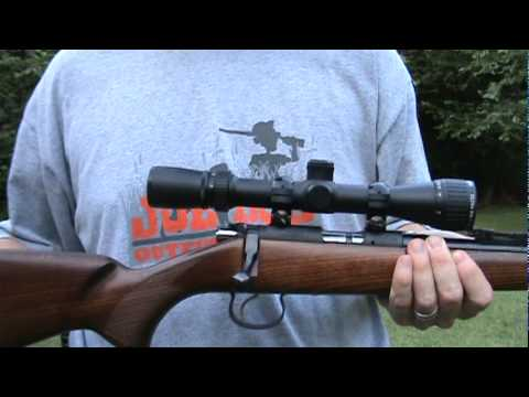 CZ 452 Ultra Lux (Super Exclusive)  Silent Squirrel Sniper Rifle