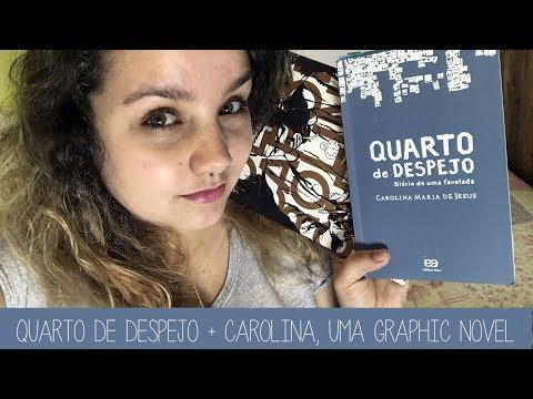 Resenha #19 Quarto de despejo, de Carolina Maria de Jesus | Diário de uma favelada