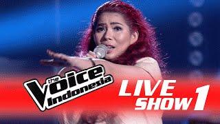 "Video Aline ""Bongkar"" | Live Show 1 | The Voice Indonesia 2016 MP3, 3GP, MP4, WEBM, AVI, FLV Maret 2019"
