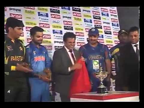 1996 - SL Vs AUS Presentation Ceremony