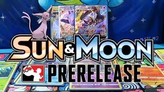Pokemon TCG Sun & Moon PreRelease Openings! Secret & Hyper Rares by Papa Blastoise