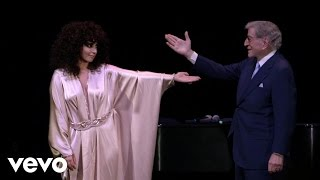 Tony Bennett & Lady Gaga - Anything Goes (Studio Video) - YouTube