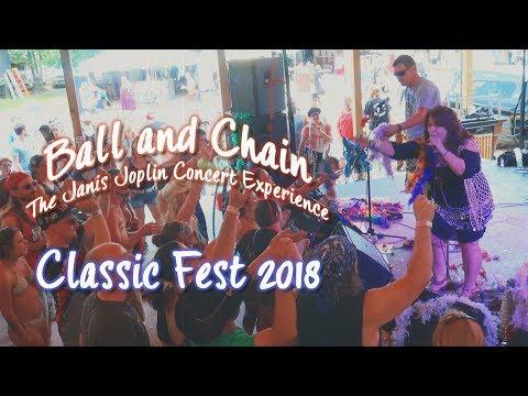 Ball & Chain The Janis Joplin Experience