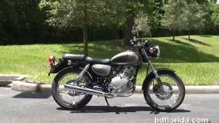 3. Used 2012 Suzuki TU250X Motorcycles for sale Tampa Florida
