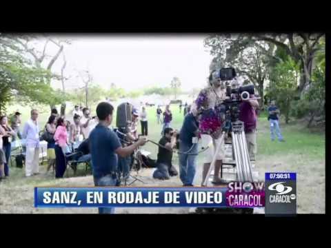 """Así fue el rodaje de """"Mi marciana"""", el más reciente video de Alejandro Sanz - Enero 21 de 2013"""